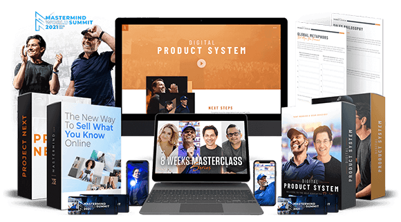 Project Next with Dean Graziosi and Tony Robbins